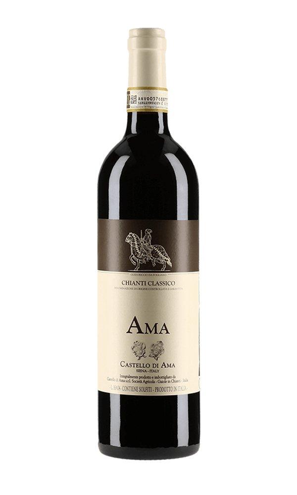 Chianti Classico Ama 2019 by Castello di Ama (Italian Red Wine)
