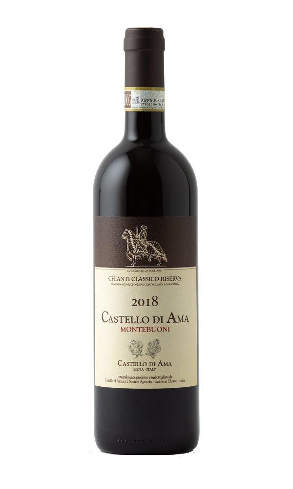 """Chianti Classico Riserva """"Montebuoni"""" 2018 by Castello di Ama (Italian Red Wine)"""