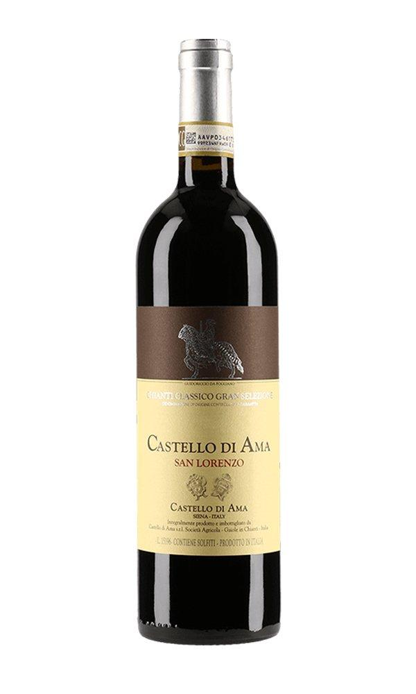 """Chianti Classico Gran Selezione """"San Lorenzo"""" 2016 by Castello di Ama (Italian Red Wine)"""