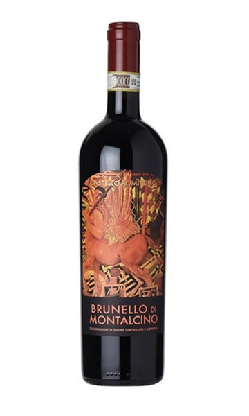 Brunello di Montalcino 2016 by Castello Romitorio (Italian Red Wine)