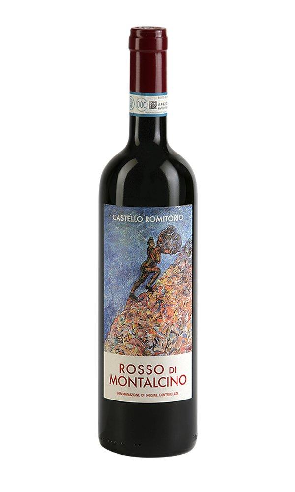 Rosso di Montalcino 2019 by Castello Romitorio (Italian Red Wine)