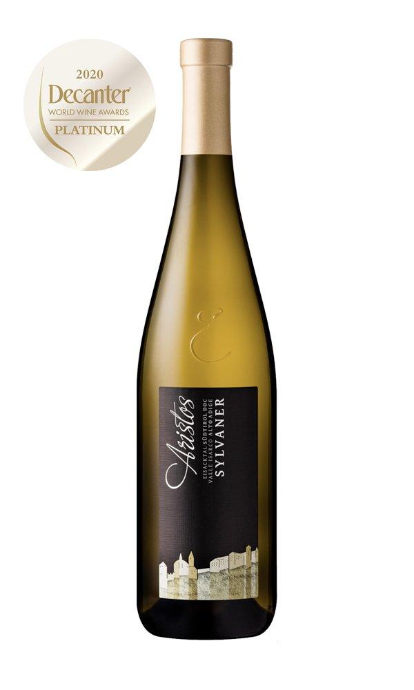 Libiamo - Sylvaner Aristos 2018 by Cantina Valle Isarco (Case of 6 – Italian White  Wine) - Libiamo