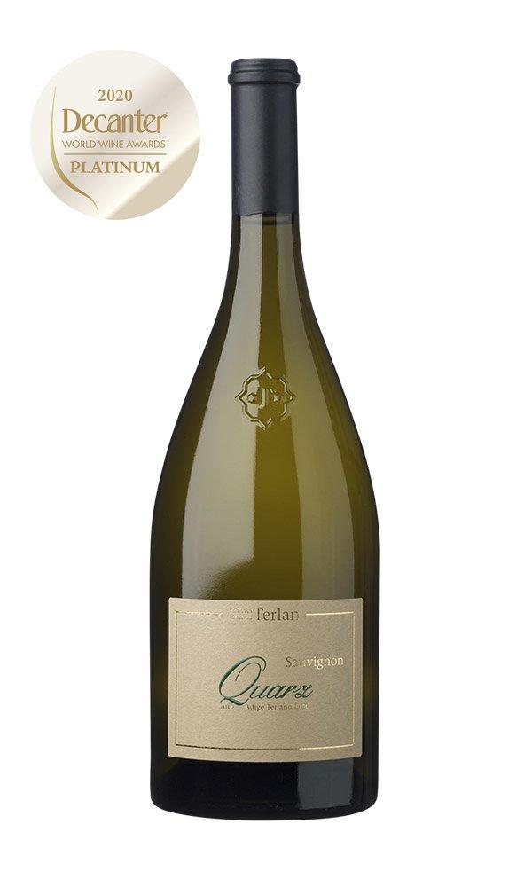 Libiamo - Sauvignon Quarz 2018 by Cantina Terlano (Case of 6 – Italian White Wine) - Libiamo