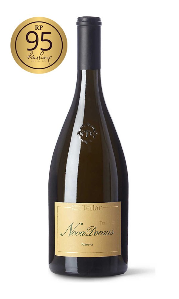 Libiamo - Nova Domus Terlaner 2017 by Cantina Terlano (Case of 6 – Italian White  Wine) - Libiamo