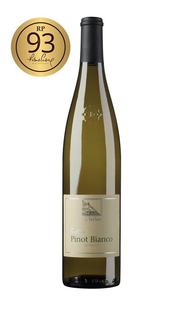 Libiamo - Pinot Bianco Classico 2019 by Cantina Terlano (Case of 6 - Italian White Wine) - Libiamo
