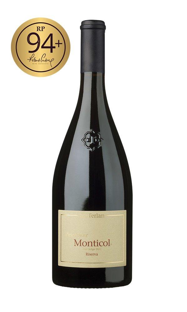 Libiamo - Pinot Noir Riserva Monticol 2017 by Cantina Terlano (Case of 6 - Italian Red Wine) - Libiamo