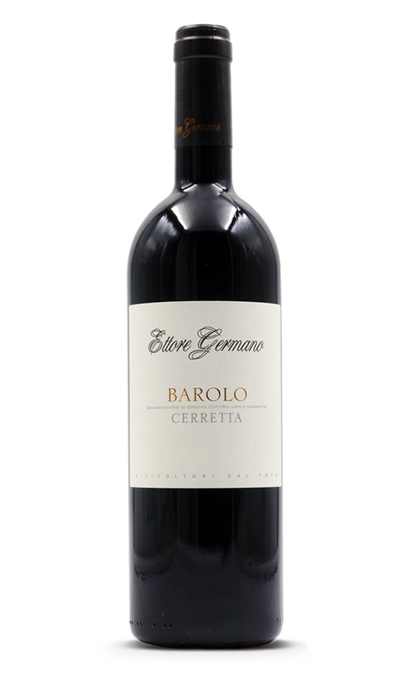 Barolo Cerretta 2008 by Ettore Germano (Italian Red Wine)