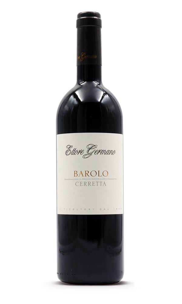 Barolo Cerretta 2010 by Ettore Germano (Italian Red Wine)