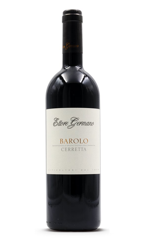 Barolo Cerretta 2010 by Ettore Germano (Italian Red Wine)