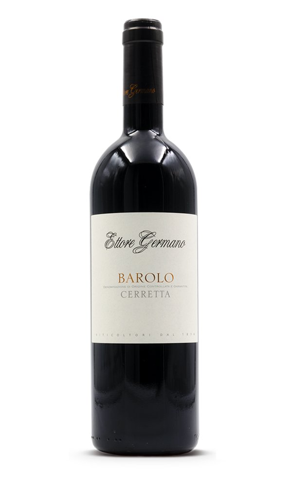 Barolo Cerretta 2013 by Ettore Germano (Italian Red Wine)