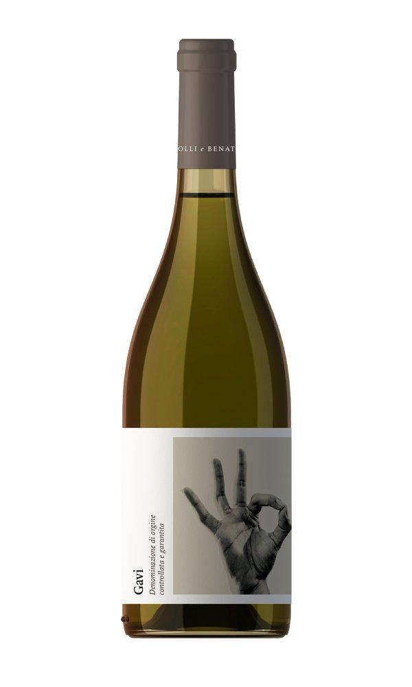 Gavi Docg by Folli & Benato (Case of 6 - Italian White Wine)