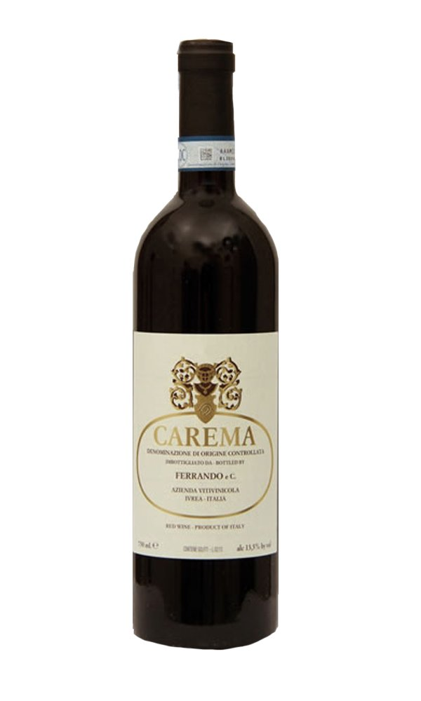 Carema Etichetta Bianca by Ferrando (Italian Red Wine)