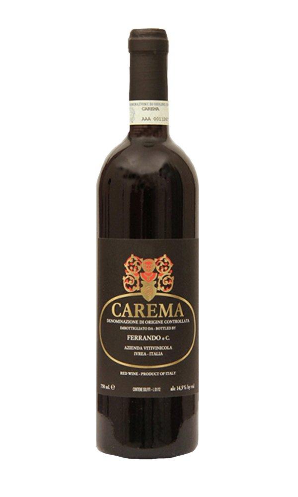 Carema Etichetta Nera by Ferrando (Italian Red Wine)