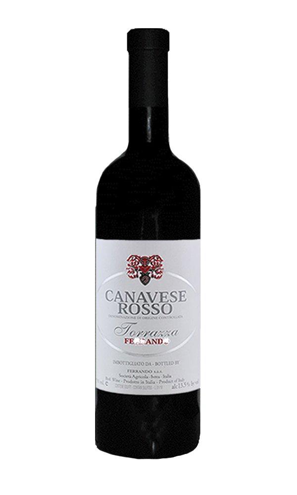 Canavese Rosso DOC 'La Torrazza' by Ferrando (Italian Red Wine)