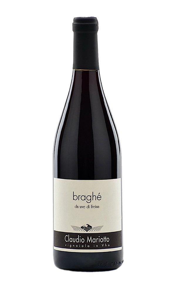 "Freisa ""Braghe"" by Claudio Mariotto (Case of 3 – Italian Red Wine)"