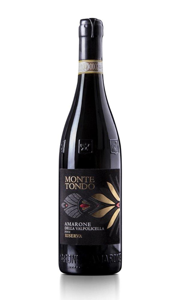 Amarone della Valpolicella Riserva by Monte Tondo (Italian Red Wine)