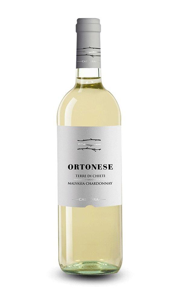 Malvasia-Chardonnay Abruzzo by Caldora (Case of 6 -  Italian White)