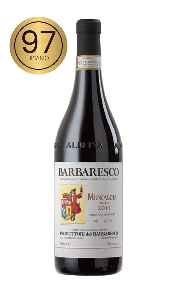 "Barbaresco Riserva ""Muncagota"" 2015 by Produttori del Barbaresco"