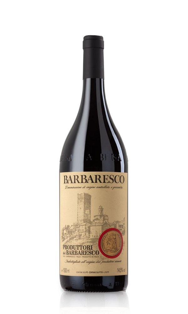 Barbaresco 2017 Magnum by Produttori del Barbaresco (Italian Red Wine)
