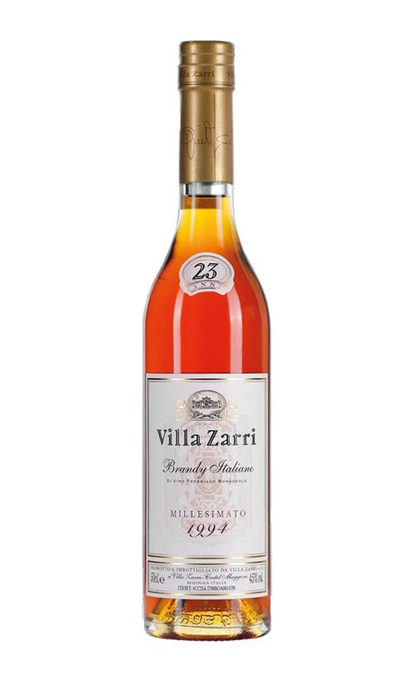 Brandy 23-years 1994 by Villa Zarri Gift Box (Italian Brandy)