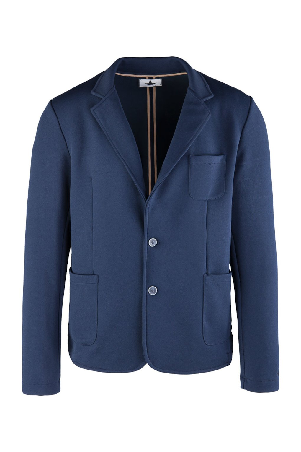 Blazer with Buttons