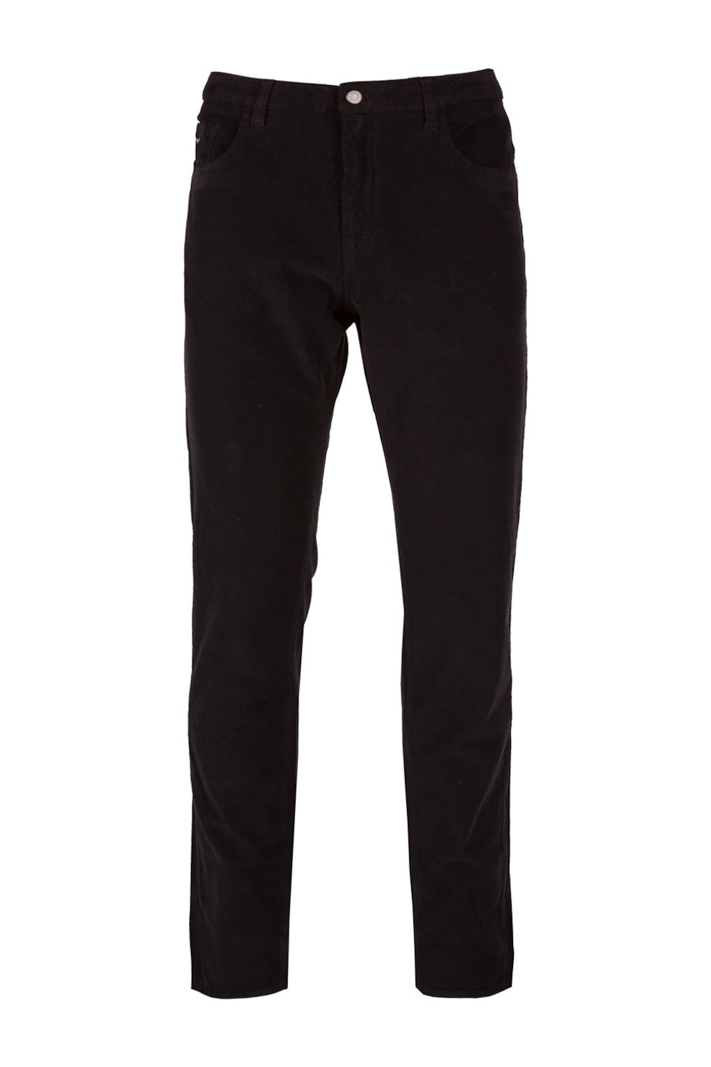 Five Pocket Velvet Trousers
