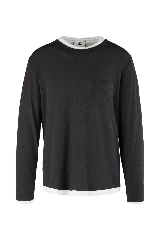 T-shirt Doppia