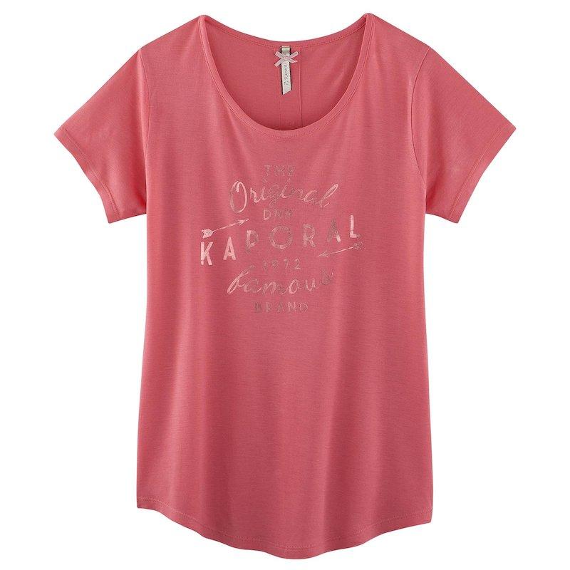 Camiseta manga corta niña KAPORAL