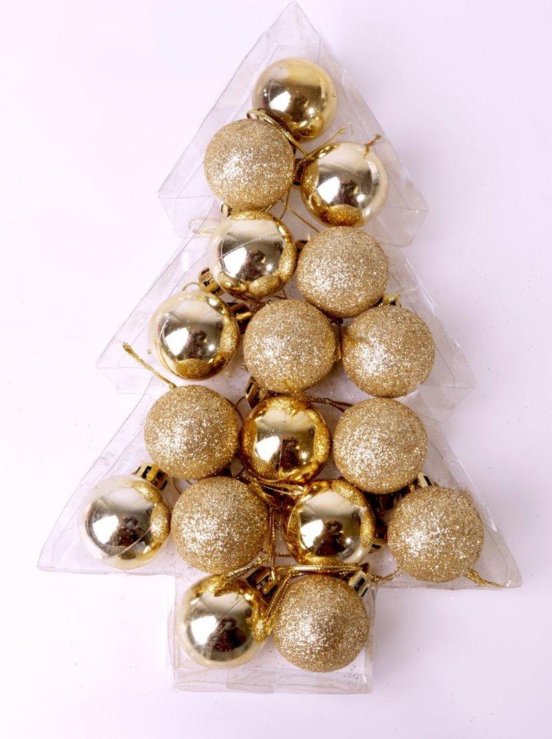 Set 34 bolas Navidad