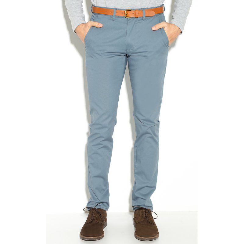 SELECTED - Pantalones chinos slim fit de hombre