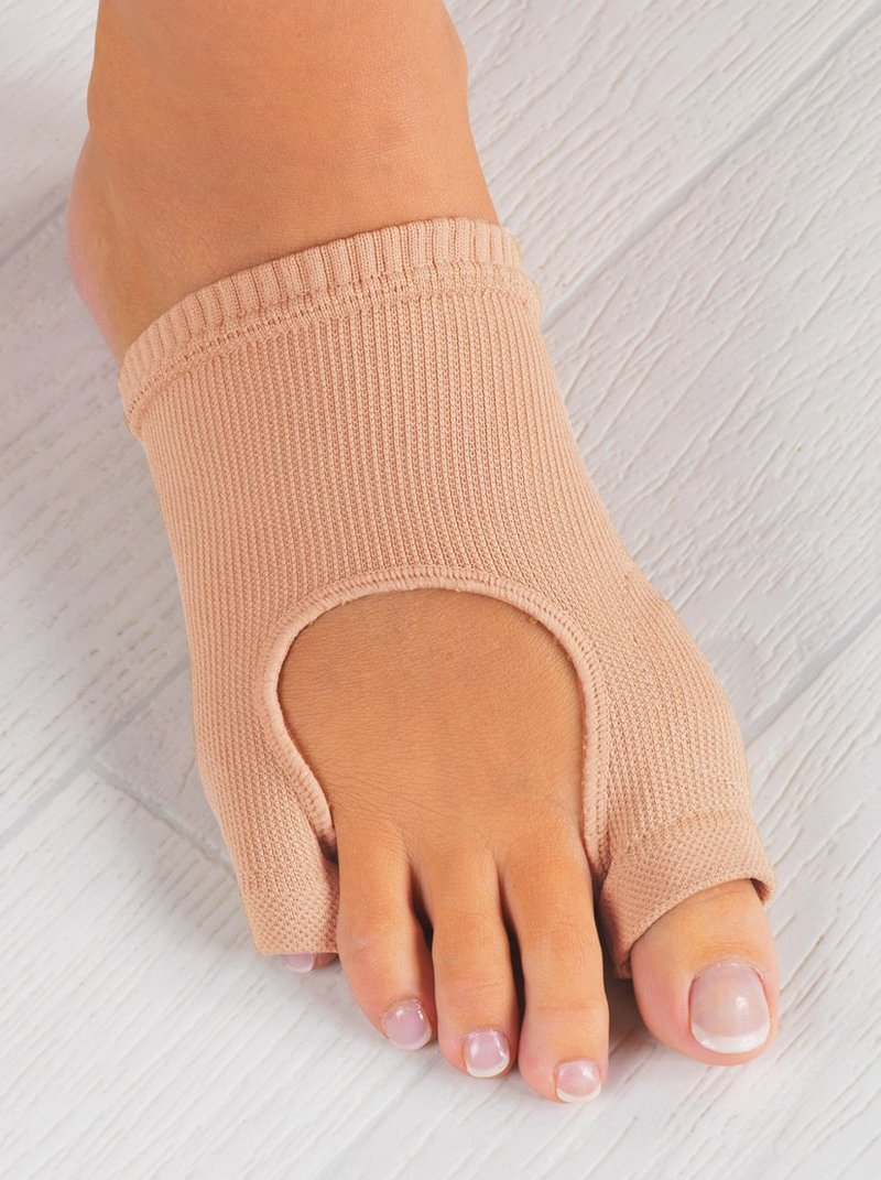 Rectificador doble dedos de los pies
