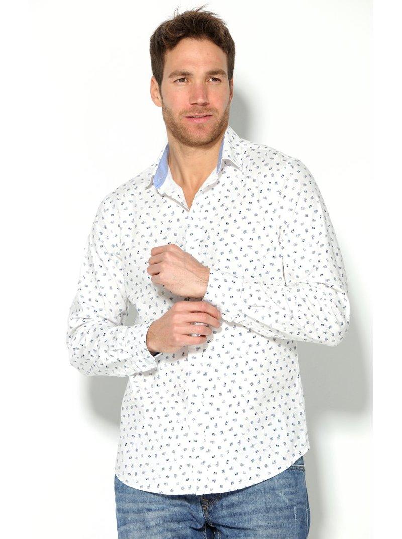 Camisa para hombre con pequeños detalles