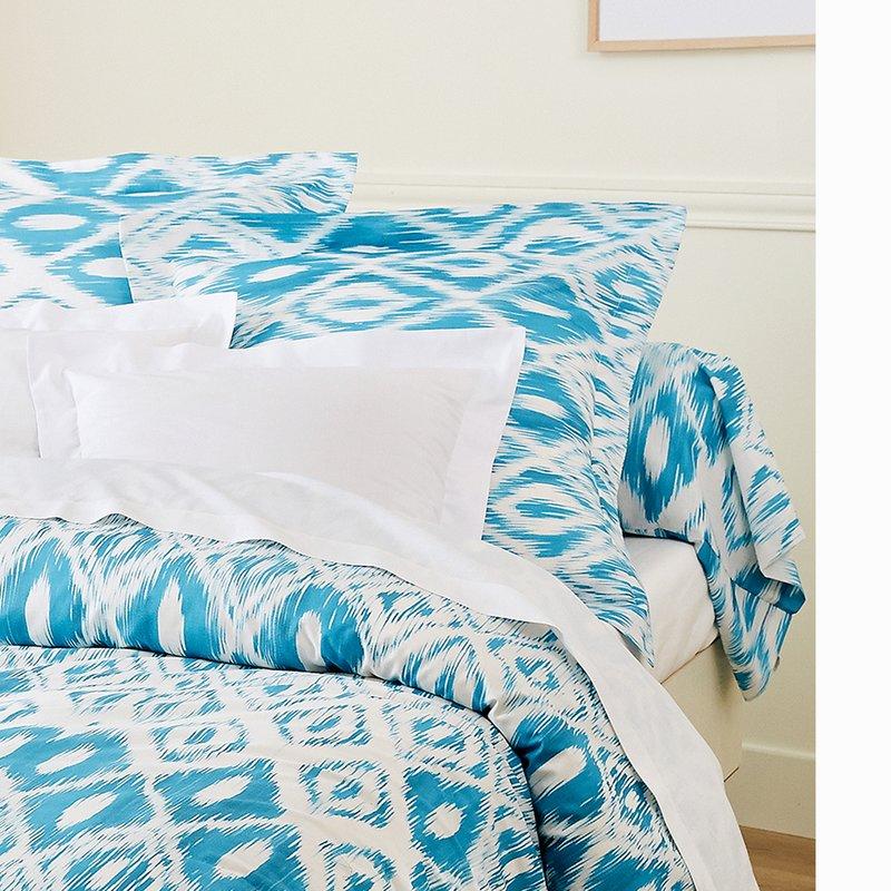 Funda almohada Rombos de fácil planchado