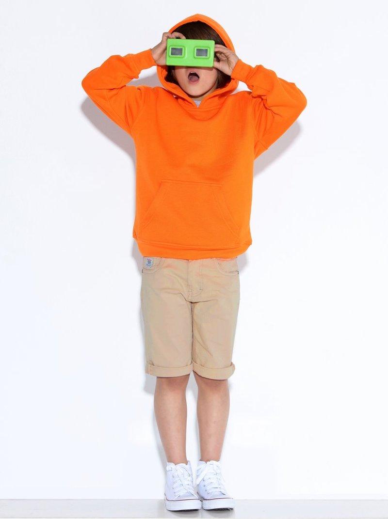 Pantalón bermuda 5 bolsillos tejido elástico