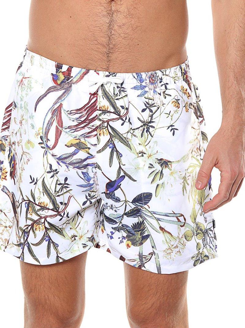 Bañador para hombre diseño tropical