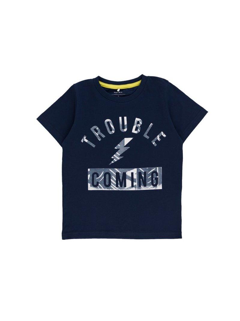 Camiseta 100% algodón orgánico para niño