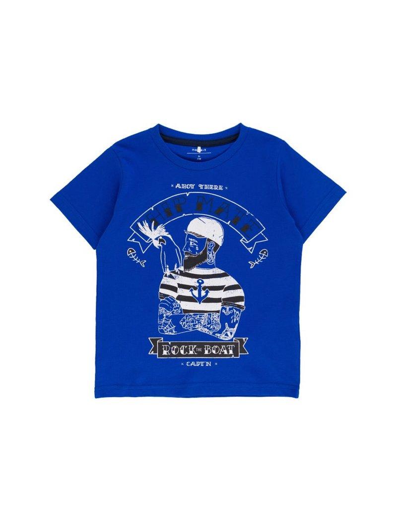 Camiseta 100% algodón orgánico niño NAME IT