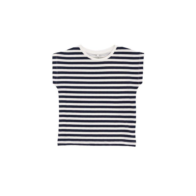 Camiseta estampada algodón orgánico niña