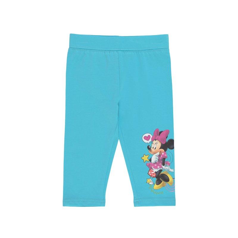 Pantalón pirata niña  Minnie Mouse punto elástico