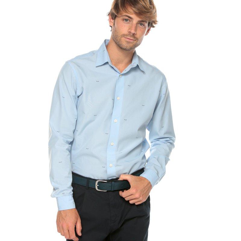 SELECTED - Camisa hombre algodón ANTONIO BANDERAS