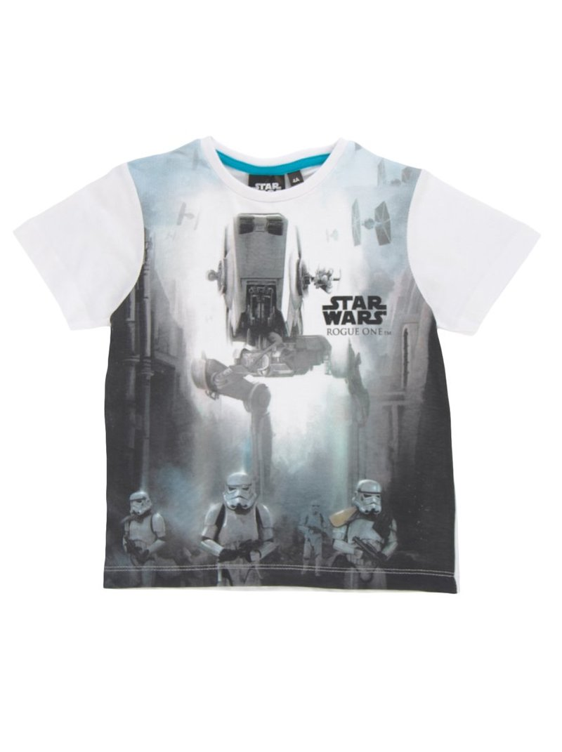 Camiseta de niño estampado Star Wars