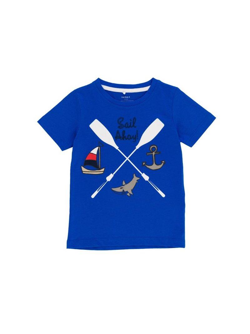 Camiseta niño de manga corta veraniego