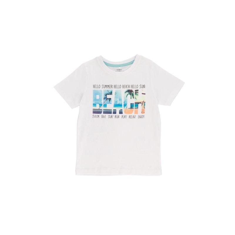 Camiseta estampada marinero niño NAME IT