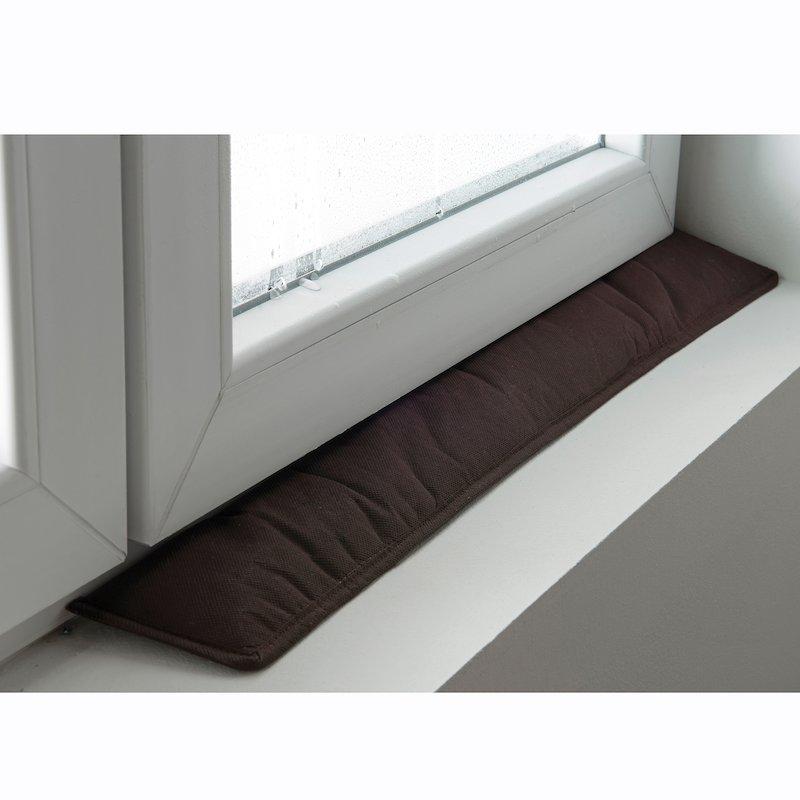 Cojín alargado para ventana absorbente anti humedades