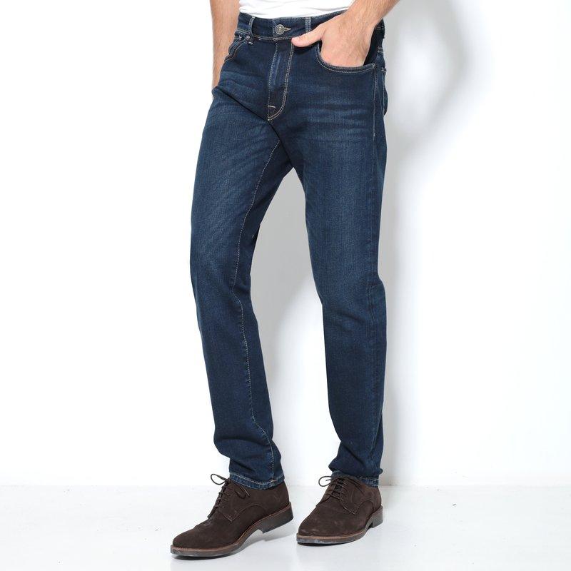 Pantalón largo vaquero elástico Largo 34