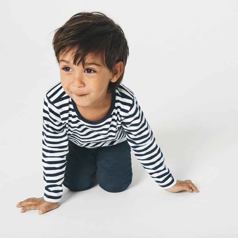 Pijama niño 2 piezas camiseta y pantalón