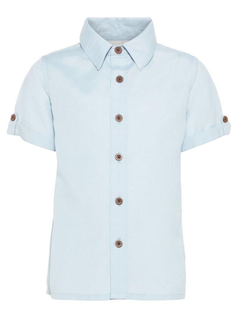 Camisa niño MINI manga corta