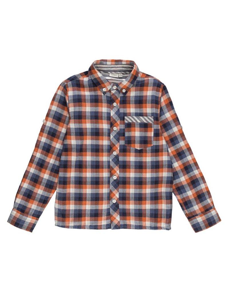 Camisa manga larga Kids algodón orgánico