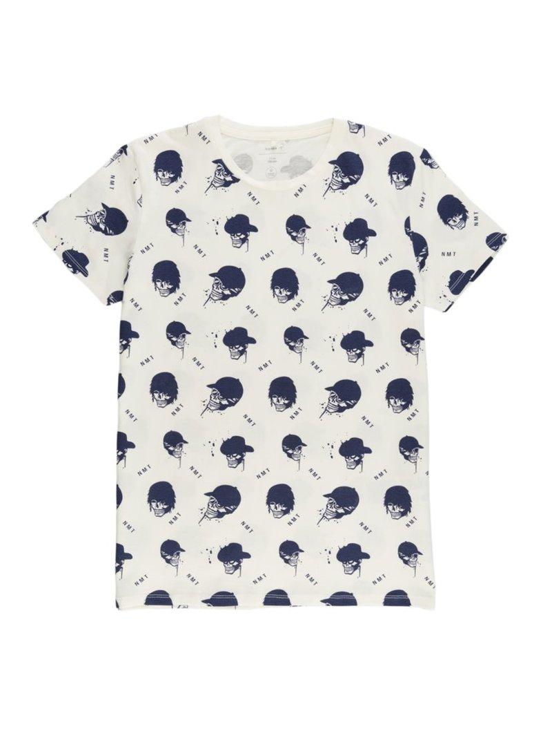 Camiseta niño manga corta algodón orgánico