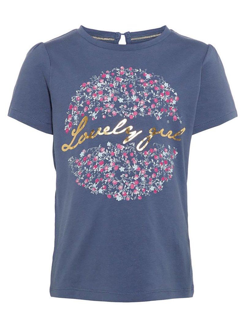 Camiseta niña MINI algodón orgánico